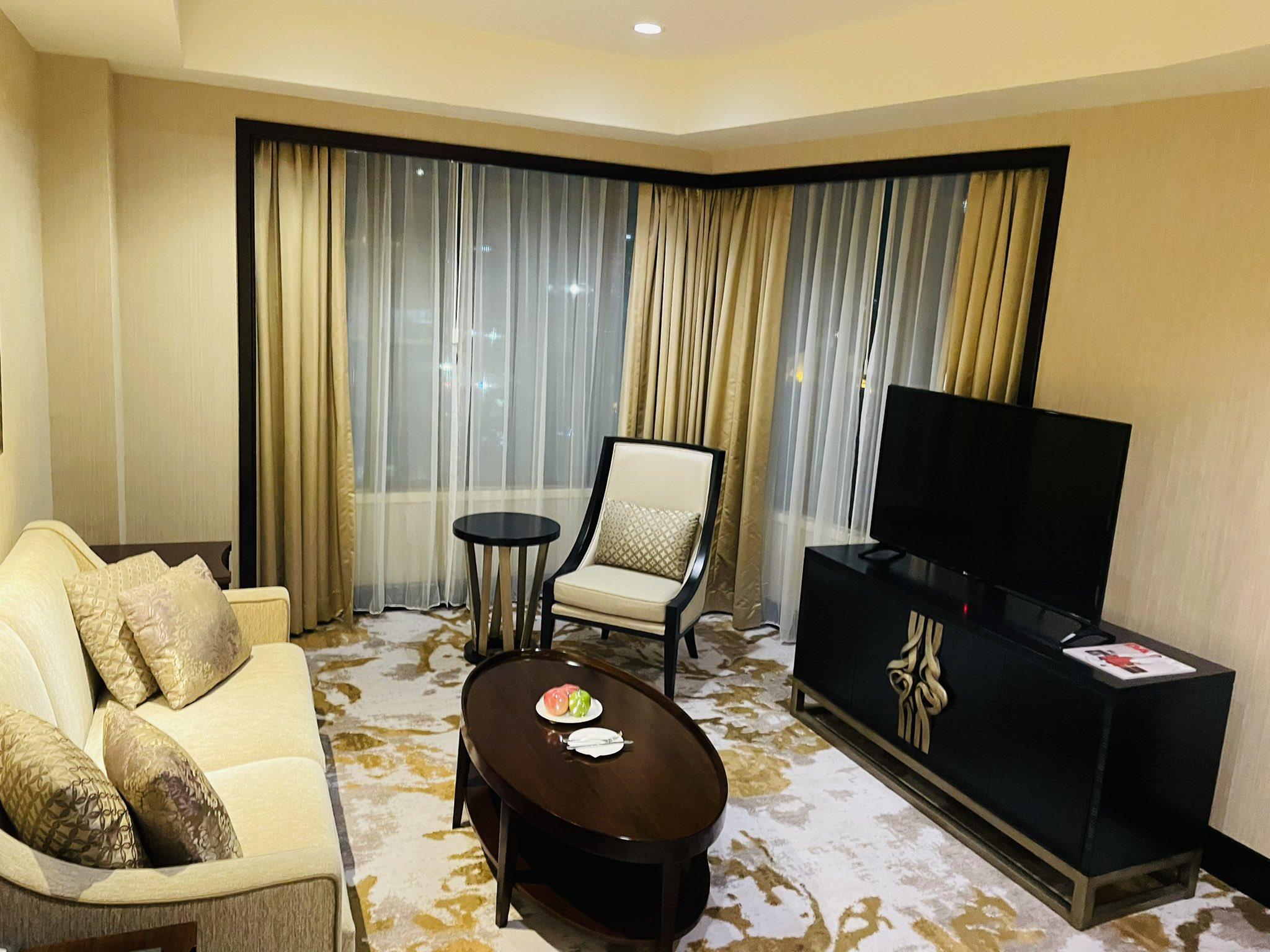 AYANA 1bed room suite 1