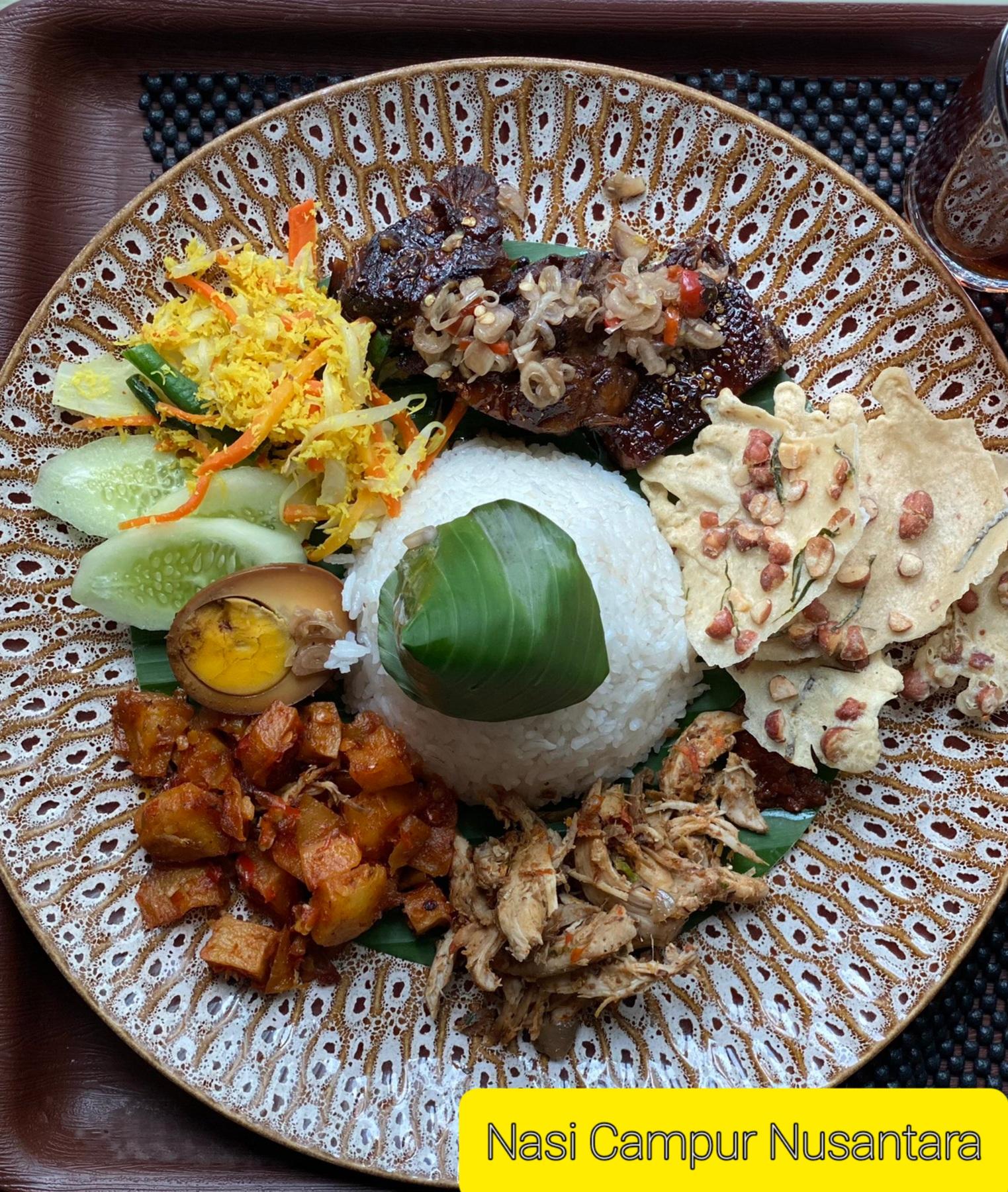 AYANA Nasi Campur Nusantara