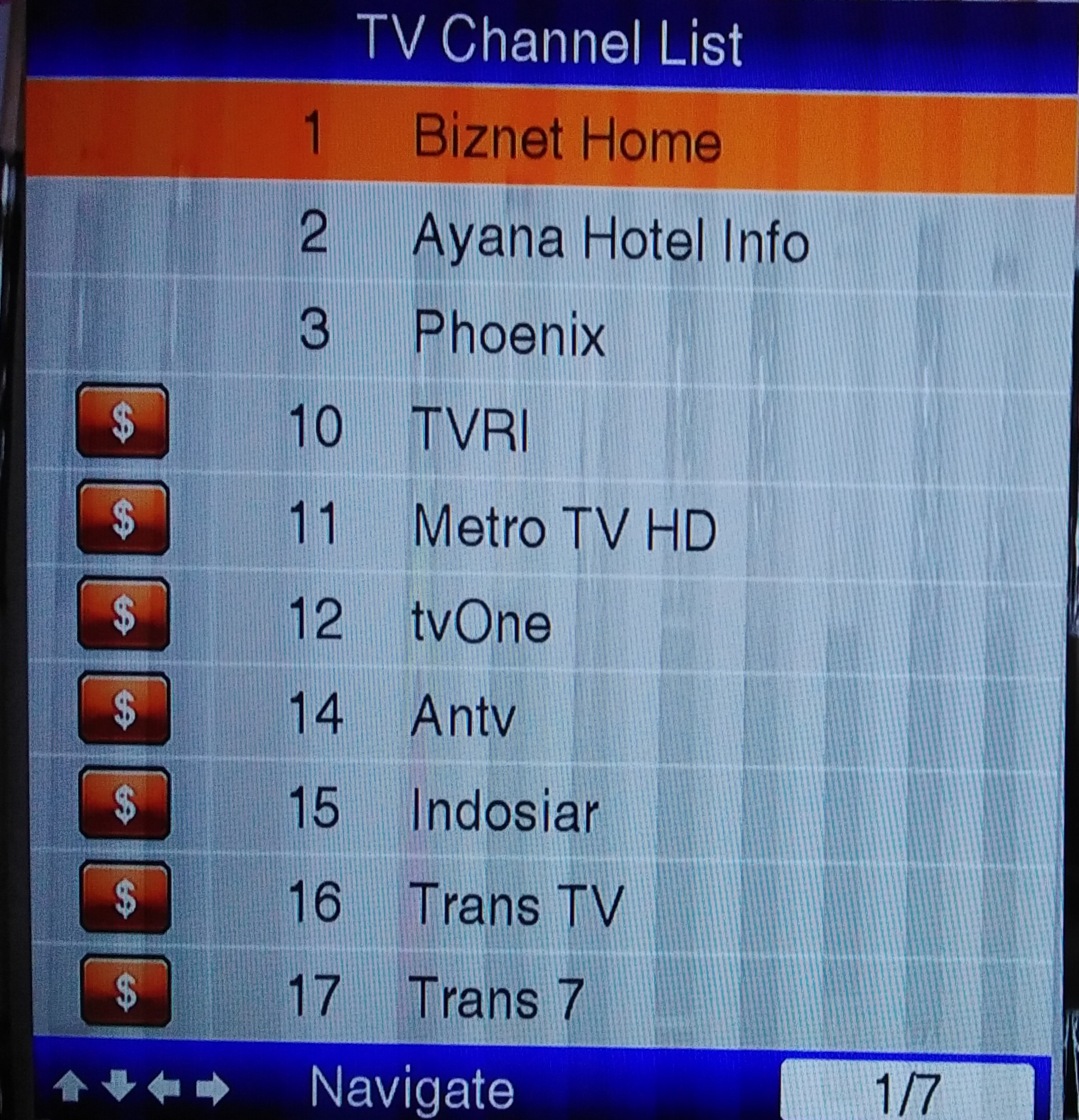 AYANA TV CHANNEL1