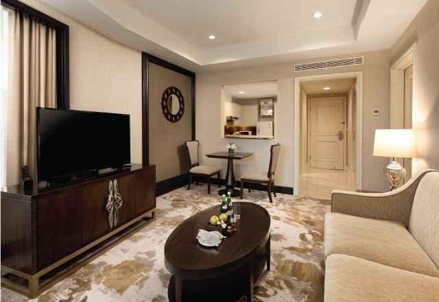 1 Bedroom Suite (74 ㎡)